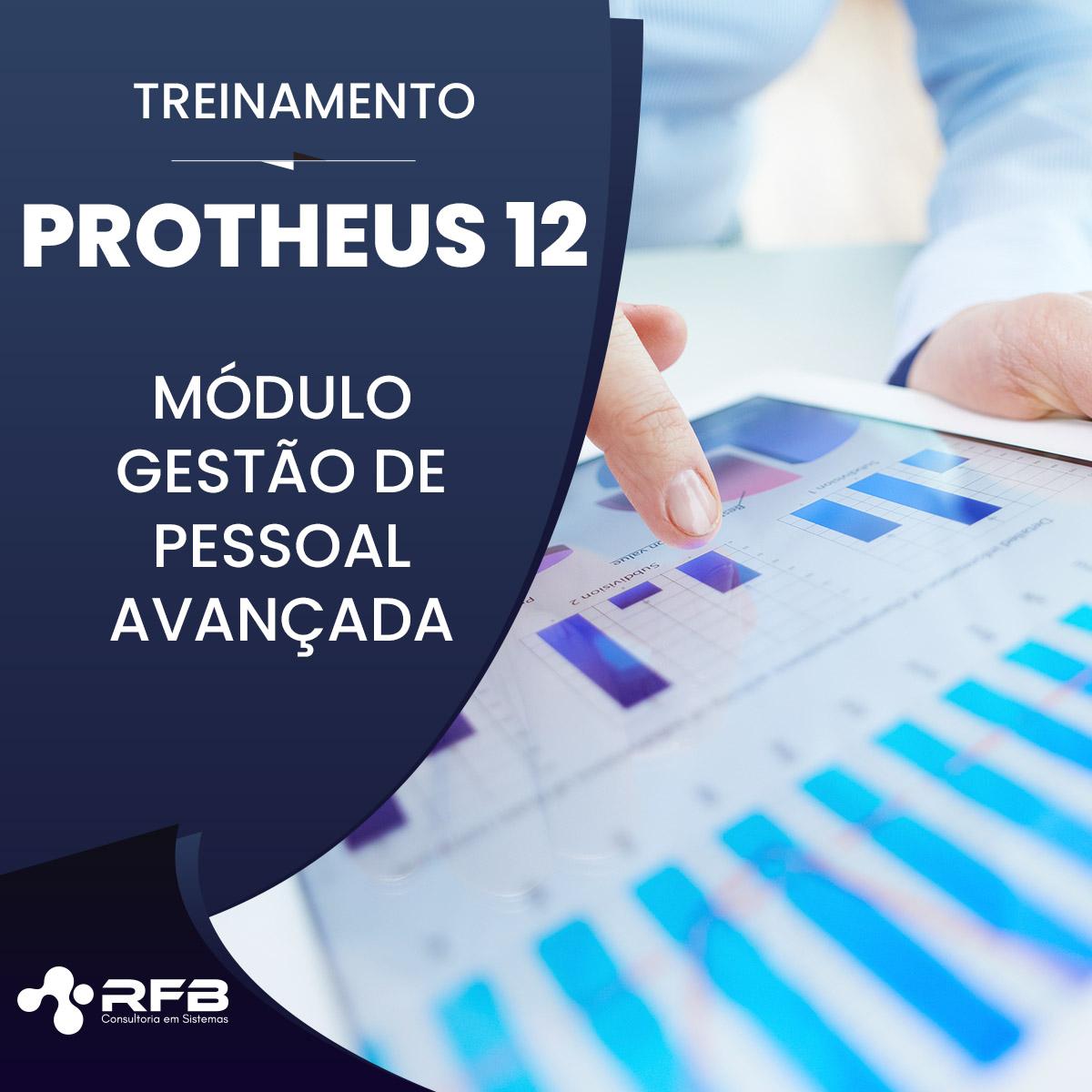 Treinamento Totvs Protheus 12 – Gestão De Pessoal Avançado