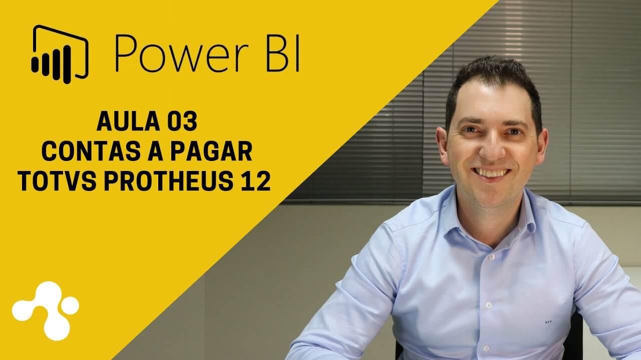 Como construir uma dashboard de contas a pagar no Power BI?