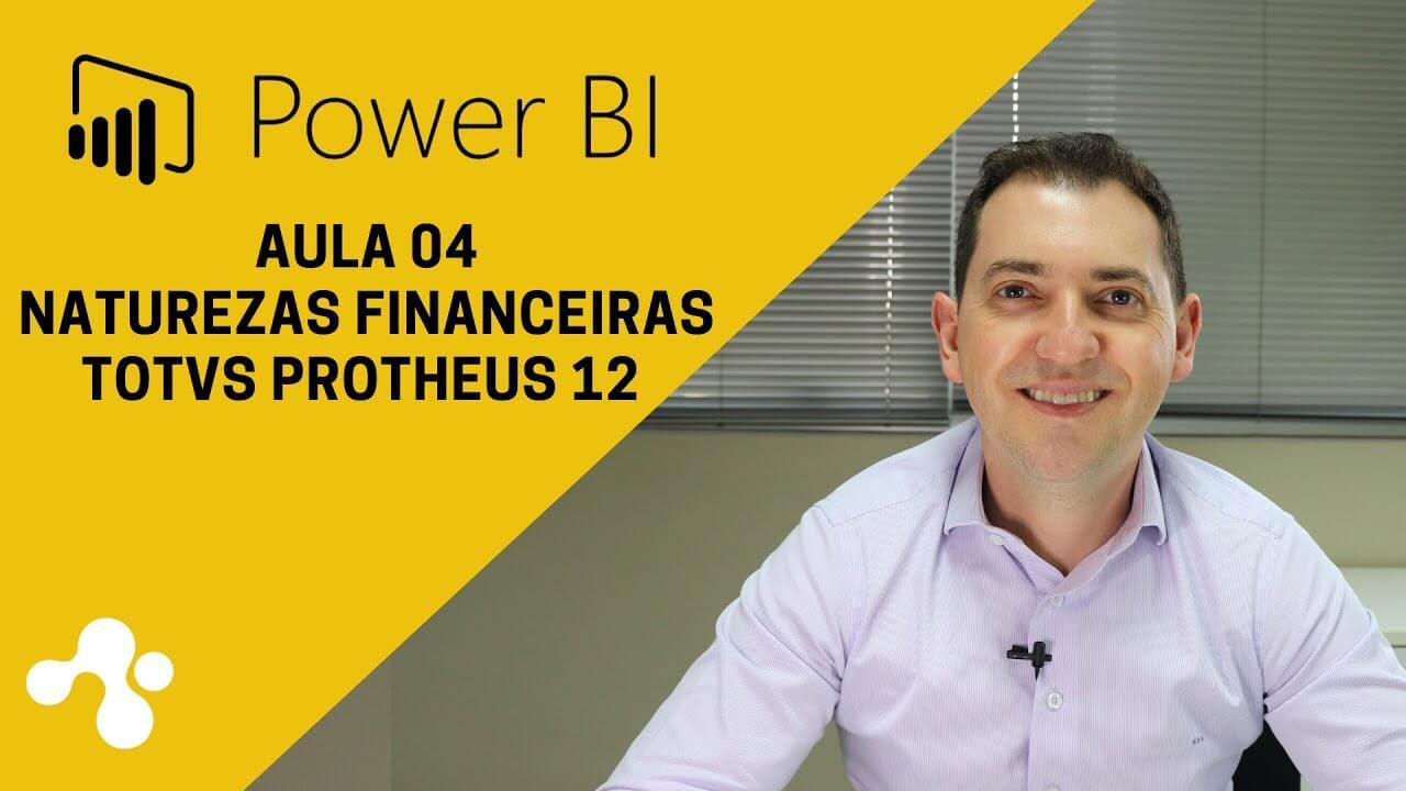 Como resolver um problema de Natureza Financeira no Power BI?